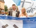 Hochzeit von Denise und Harald 20.06.2015 - Leimener Knappen